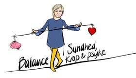 Balance i Sundhed Logo
