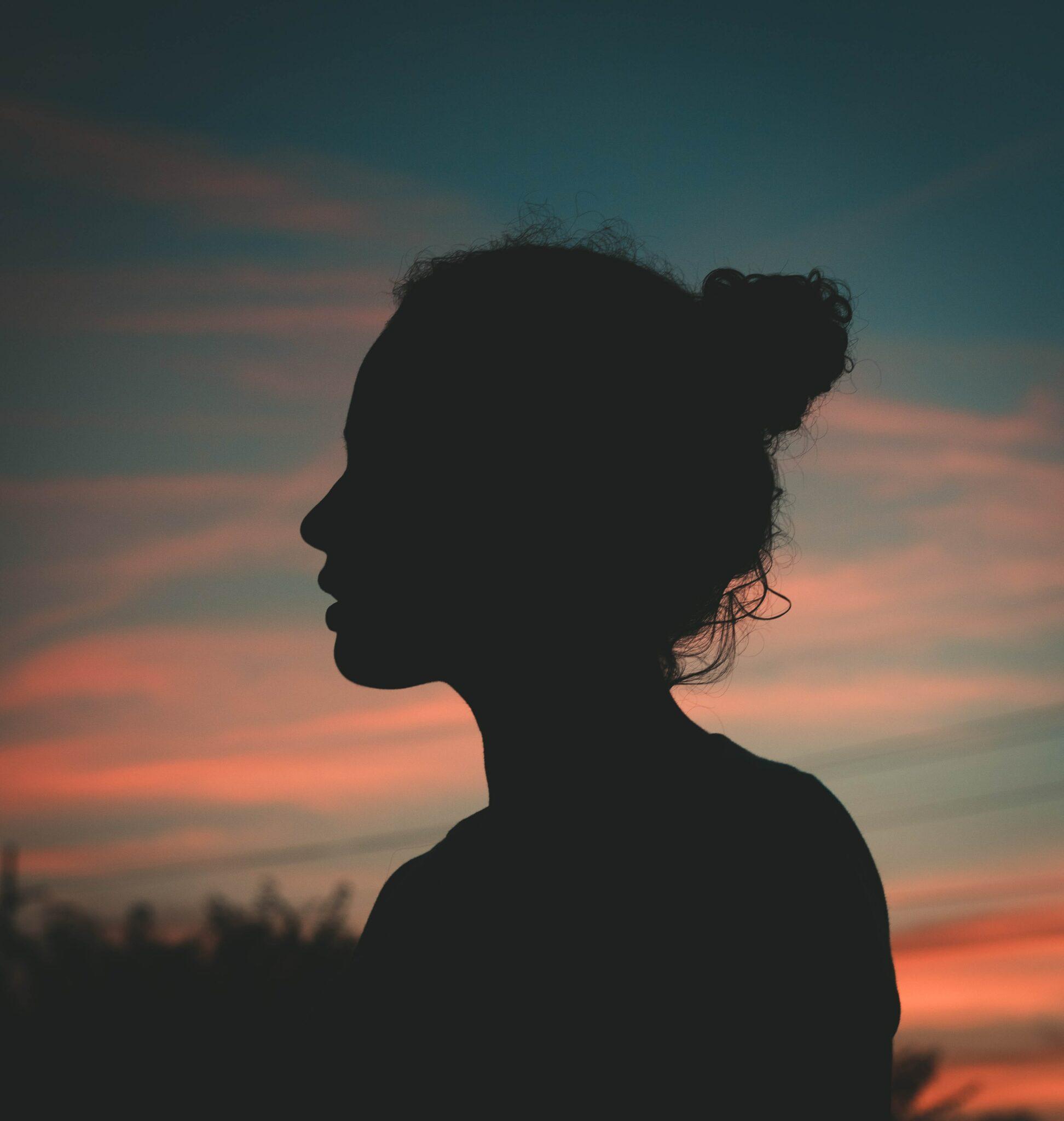 silhouette-female